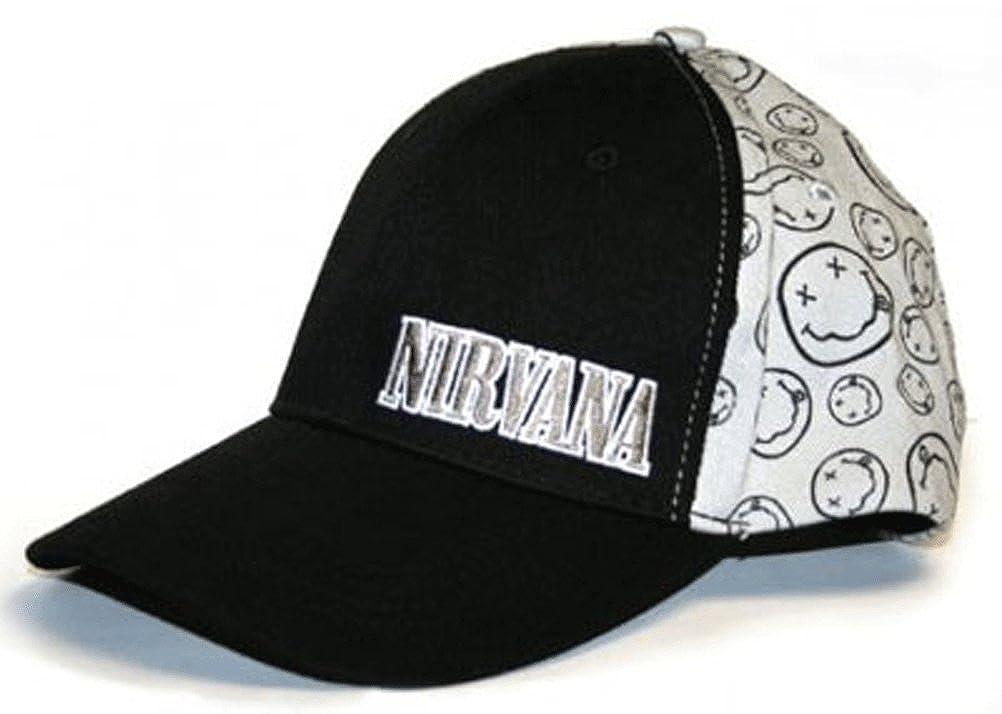 FEA - Gorra de béisbol - para Hombre Negro Negro Talla única ...