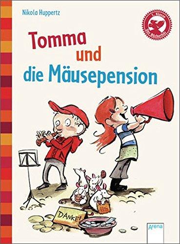 Tomma und die Mäusepension: Der Bücherbär: Eine Geschichte für Erstleser