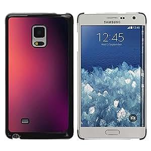 Be Good Phone Accessory // Dura Cáscara cubierta Protectora Caso Carcasa Funda de Protección para Samsung Galaxy Mega 5.8 9150 9152 // Fog Blurry Pink Black