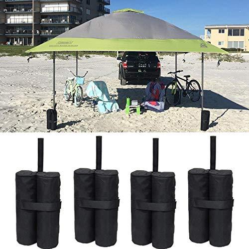 Chainscroll Outdoor Travel Hiking Tent Fixed Sandbag Outdoor Parasol Sandbag Tent Pegs