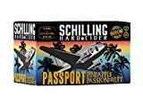 Schilling, Cider Pineapple Passion Fruit, 6pk, 12