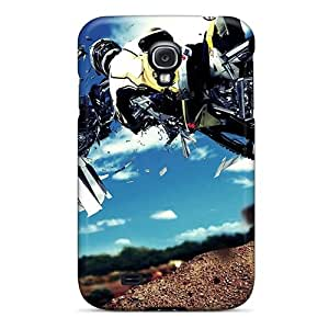 [LZSXs7651hTqGQ]premium Phone Case For Galaxy S4/ Abstract Tpu Case Cover