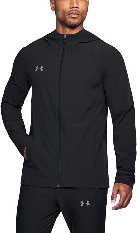 Under Armour Challenger II Storm Shell - Chaqueta Hombre: Amazon ...
