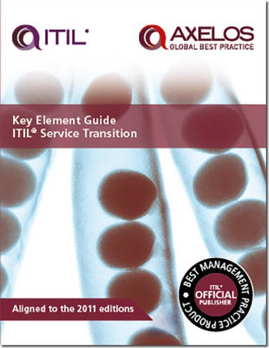 Key Element Guide ITIL Service Transition  Key Element Guide Suite