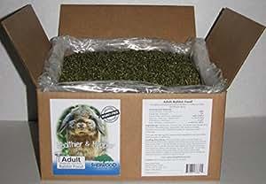 Sherwood Adult Rabbit Food - Timothy blend (Grain & Soy-Free) - 10 lb. (Vet Used)