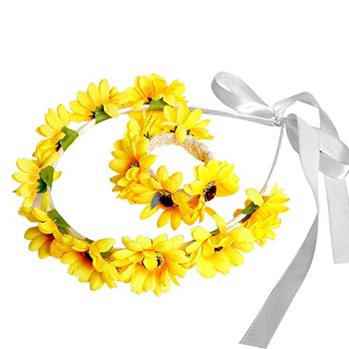 Funba (Sunflower Costume Headband)