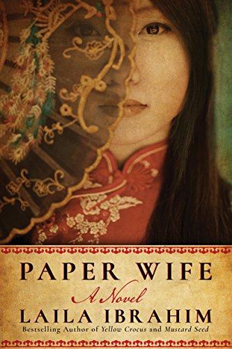 Paper Wife Novel Laila Ibrahim ebook product image