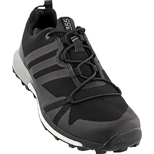 Scarpa Adidas Allaperto Per Uomo Terrex Agravic Gtx Nero / Nero / Bianco
