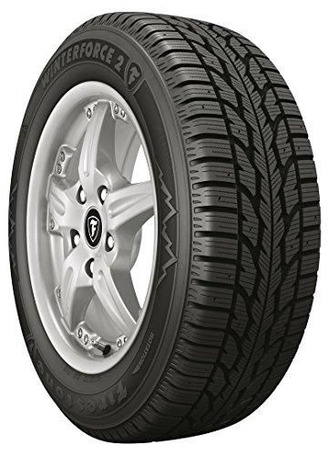 Firestone Winterforce 2 UV Studable-Winter Radial Tire - P265/75R16 114S by Firestone