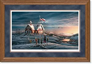 america america by terry redlin limited edition framed print of 29500 signed numbered