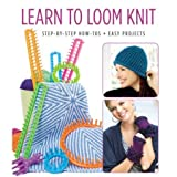 Arts & Crafts : Leisure Arts Learn to Loom Knit