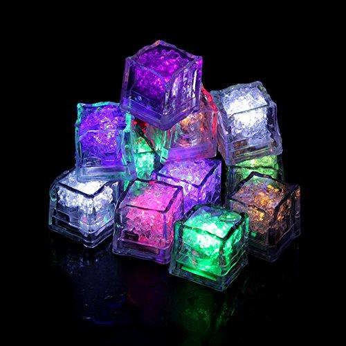 Flash Ice Cube Led Light