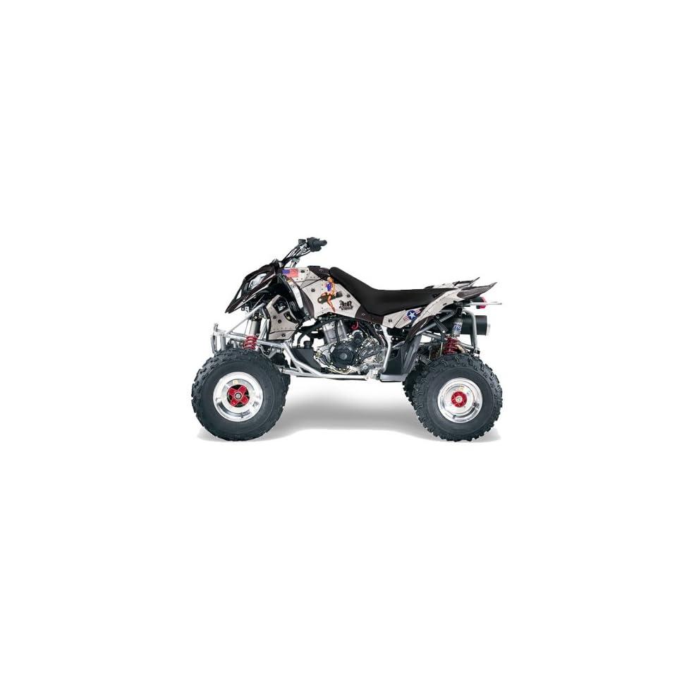 AMR Racing Polaris Outlaw 450 500 525 2006 2008 ATV Quad Graphic Kit   TBombe