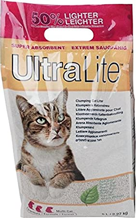 Amazon.com : Ultra Lite Cat Litter, Multiple Formula, 5-Pound : Pet Litter : Pet Supplies