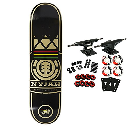 Element Skateboard Complete Nyjah Huston Shape 8.0″