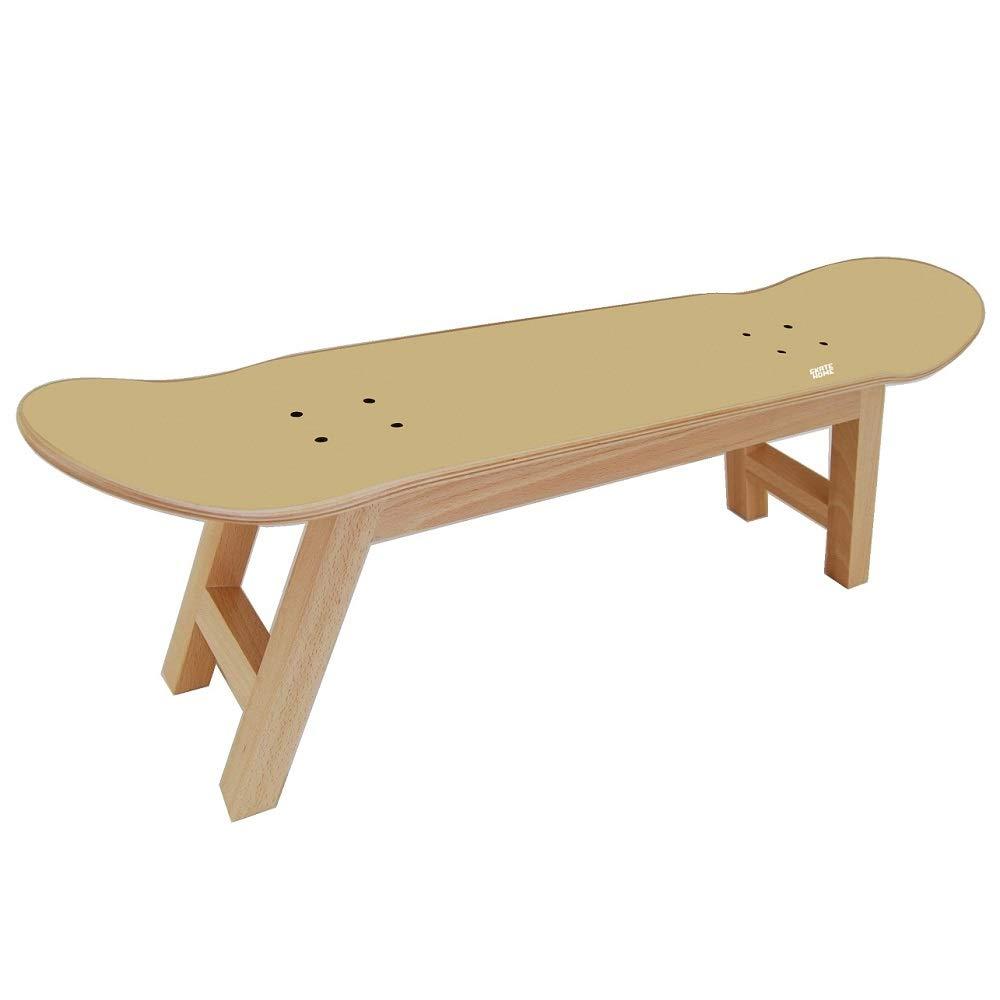 Ideas de decoración para Dormitorio de niños con Muebles de Skateboard, Canela