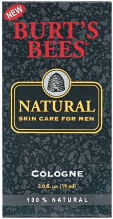 Burt's Bees Men's Cologne, 2-Ounce Bottle