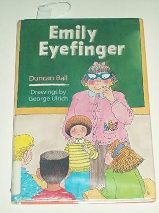 book cover of Emily Eyefinger