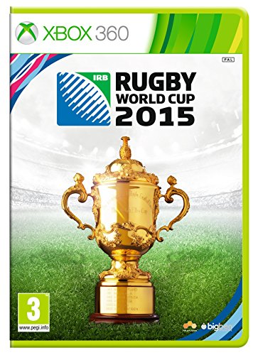 Rugby World Cup 2015 (Xbox 360) (Xbox 360 Games Rugby)