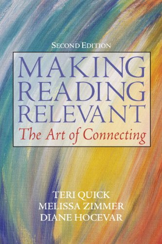 Making Reading Relevant: The Art of Connecting