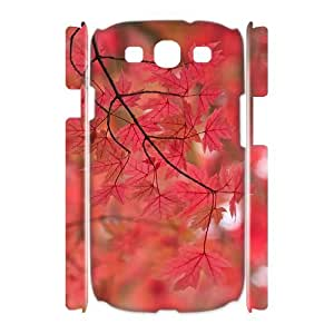 YAYADE Phone Case Of Maple leaves For Samsung Galaxy S3 I9300