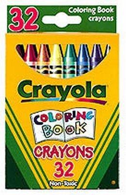 Crayola Color Crayons,32-count (3-Pack) by Crayola