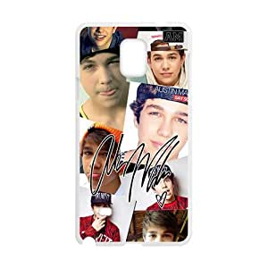 Happy Unique sunshine boys Cell Phone Case for Samsung Galaxy Note4