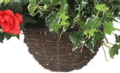 Gardman Revestimiento de Coco para cestas Colgantes de 40 cm