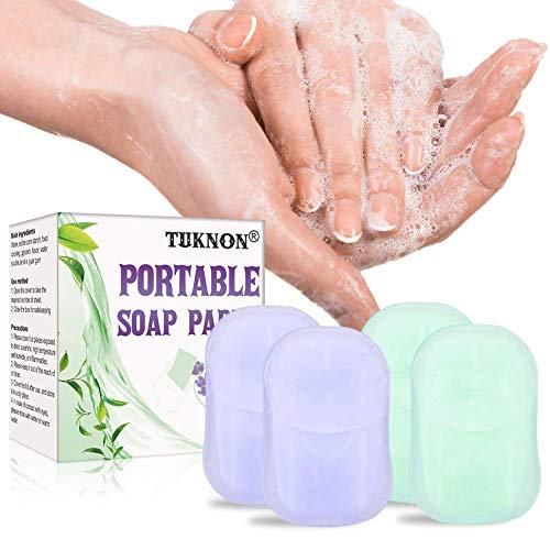 🥇 TUKNON Soap Paper