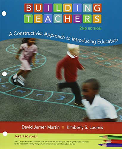 Bundle: Cengage Advantage Books: Building Teachers: A Constructivist Approach to Introducing Education, 2nd + CourseMate, 1 term (6 months) Printed Access Card