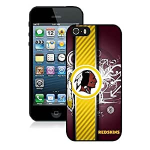 NFL Washington Redskins iphone 5 5S Casecell phone cases&Gift Holiday&Christmas Gifts NFIU8715019