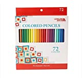 Leisure Arts Colored Pencils (72-piece)