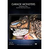 Garage Monsters: How to make effective monster & special character effects on a tight budget