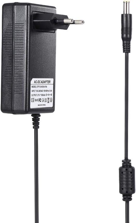 DEYF - Cargador de repuesto para aspirador Gtech AirRam K13S270050B, K9, AR02, Multi MK2, ATF27 ATF29 ATF40 (27 V, 500 mA): Amazon.es: Electrónica