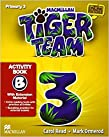 Tiger Team Activity Book (+ Progress Journal-3B)