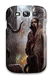 Awesome Case Cover/galaxy S3 Defender Case Cover(creepy)