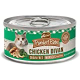 Merrick Purrfect Bistro Chicken Divan - 24x5.5oz