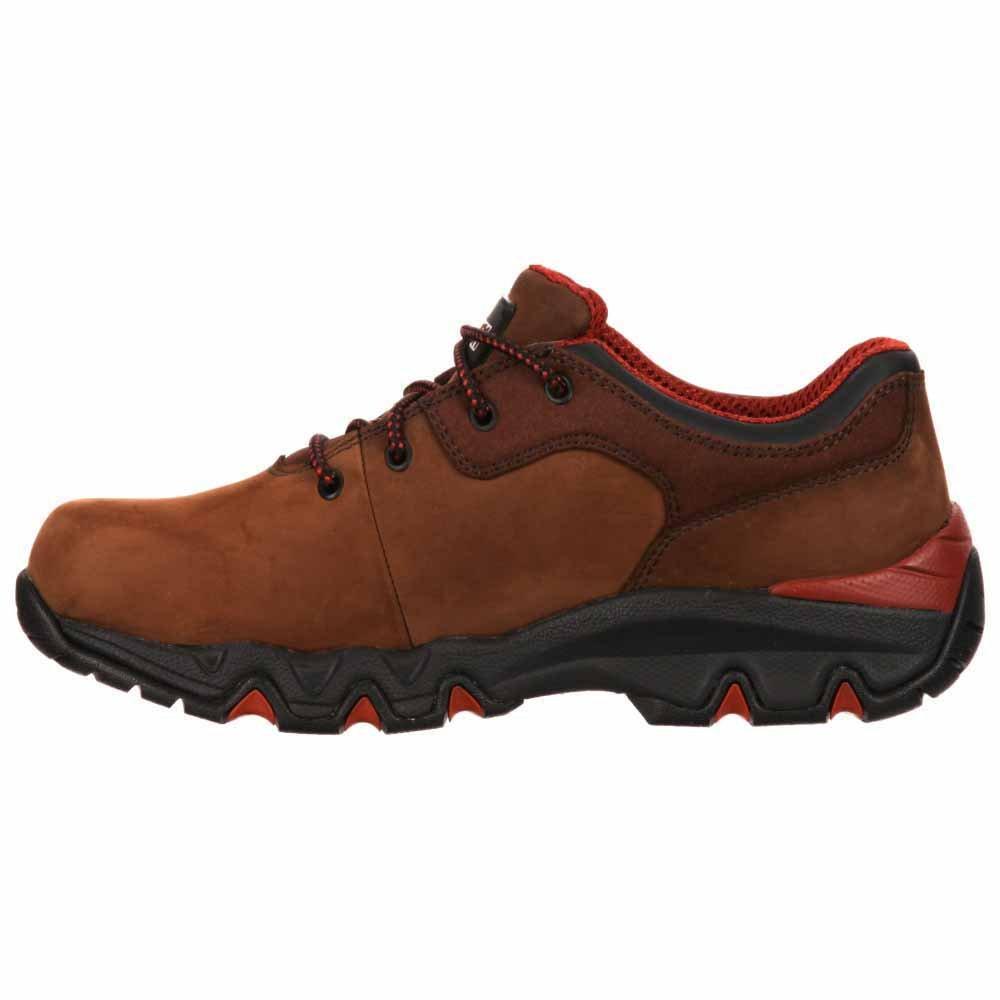 55a9e6e292f Rocky Men's Bigfoot Waterproof Oxford Work Shoe