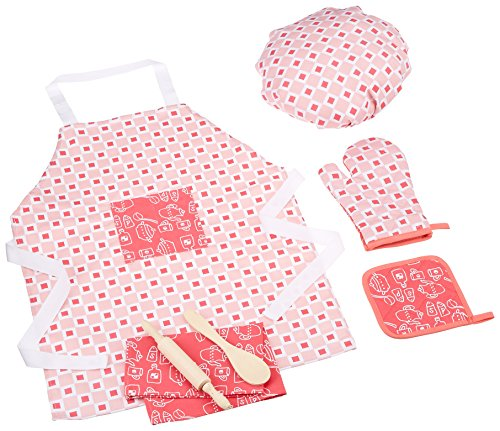 - Toysmith Deluxe Chef Set, 7 Pieces