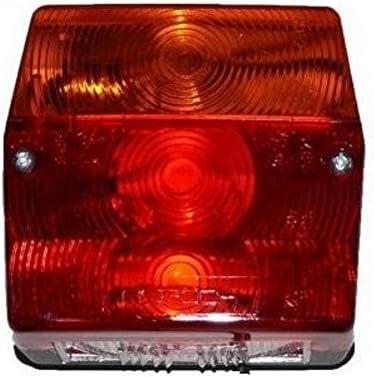 2 X Aspöck Minipoint Anhänger Rückleuchte Rücklicht Tüllenanschluss Auto