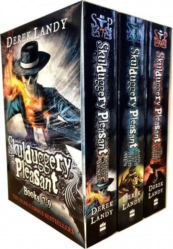 Skulduggery Pleasant - Series 3- Derek Landy 3 Books Collection Box Set (Book 7-9) ebook