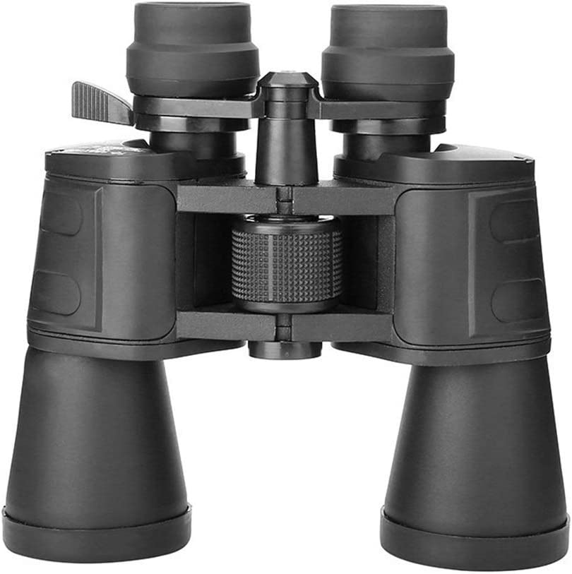 LHQ-Binoculars 8-24x High Definition High Binoculars Portable Life Waterproof Low Light Night Vision Outdoor Camping Concert Telescope 50mm Objective Multifunction monocular