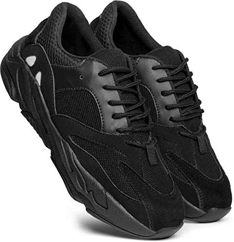 Black Sneakers/Casual Shoes/Shoes