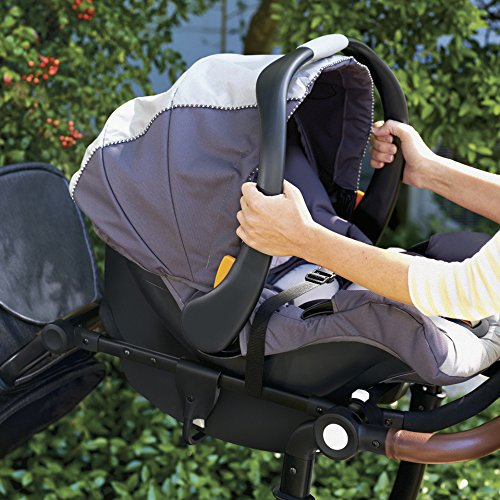 Austlen Baby Co. Entourage Rear Car Seat Adapter, compatible with Chicco Keyfit, Keyfit 30 & Fit 2 by Austlen (Image #3)