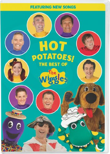 The Wiggles: Hot Potatoes - The Best of the Wiggles