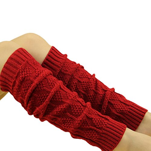 Red Ankle Cuff - 7