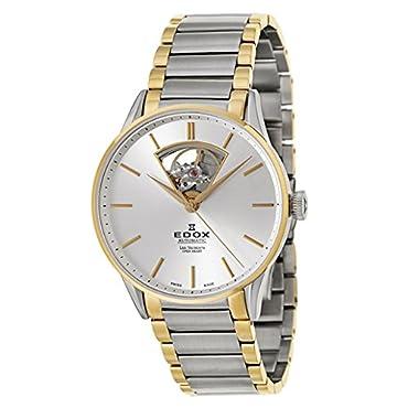 Edox Les Vauberts Automatic Men's Watch 85011-357J-AID