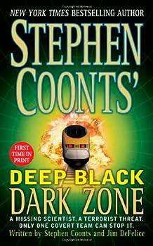 Deep Black: Dark Zone 0312985223 Book Cover