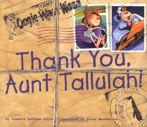 Read Online Thank You, Aunt Tallulah! ebook