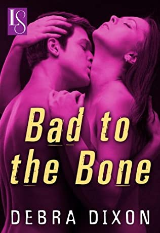 book cover of Bad to the Bone